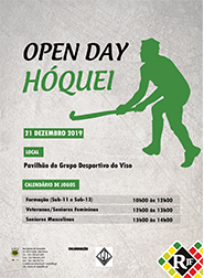 Open Day Hóquei